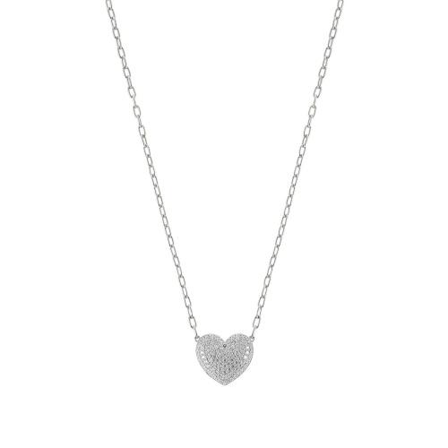 Naszyjnik Nomination Easychic - 'Heart' 147918/023