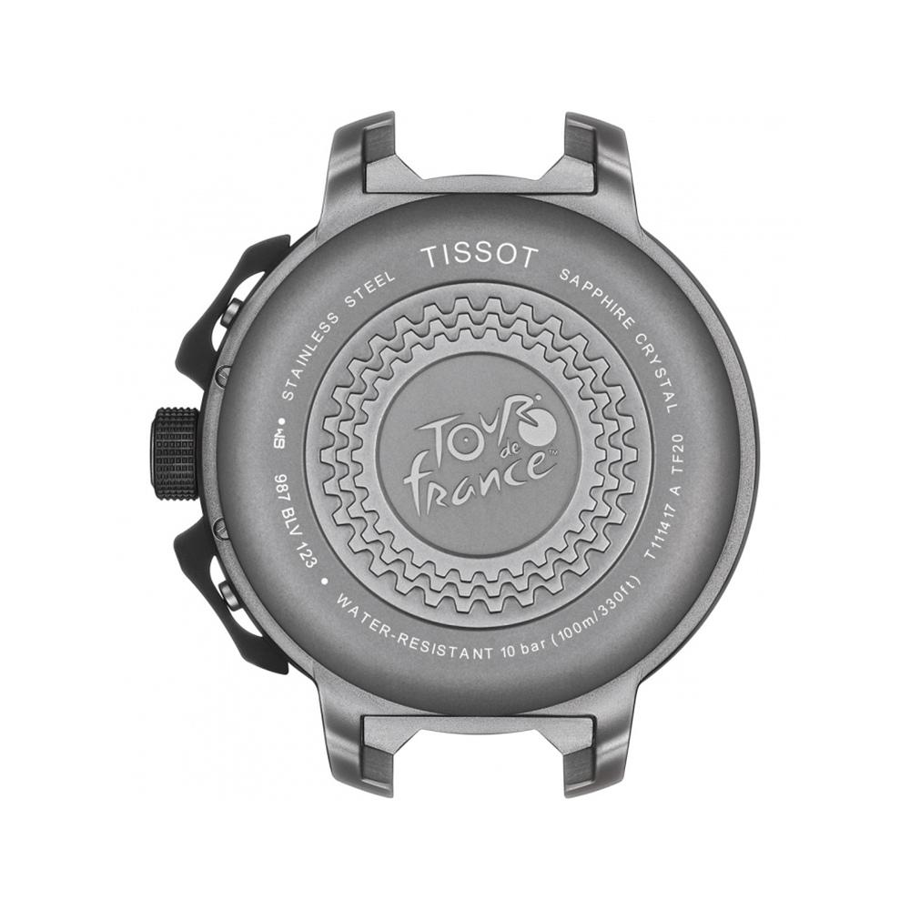 Zegarek Tissot T-Sport T111.417.37.201.00 T-Race Cycling Tour de France 2020 Special Edition