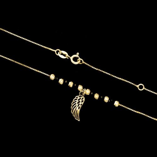 Srebrny naszyjnik - Skrzydło pr.925