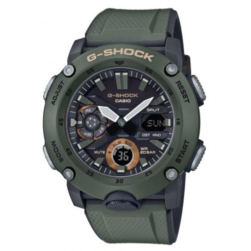 Zegarek Casio G-SHOCK GA-2000-1A9ER