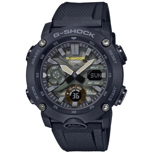 Zegarek Casio G-SHOCK GA-2000-3AER