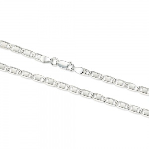 Srebrny łańcuszek - Gucci 50cm pr.925