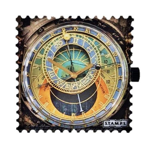 Zegarek S.T.A.M.P.S. - Prag Gold 105816