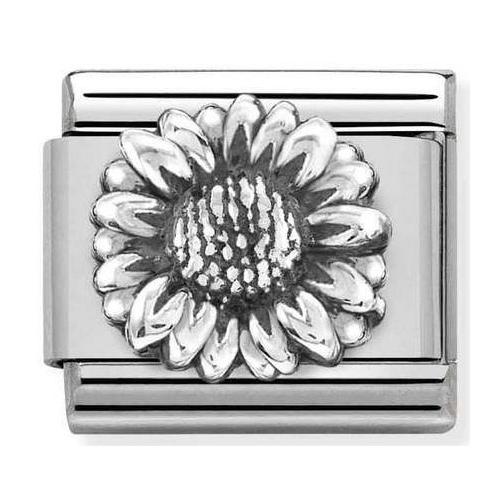 Nomination - Link 925 Silver 'Sunflower' 330110/22