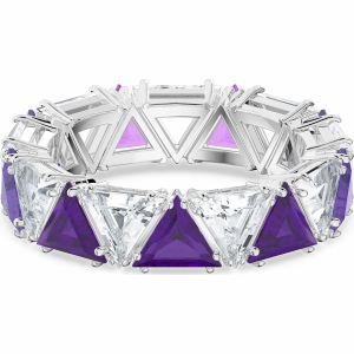 Pierścionek Swarovski - Millenia, Purple