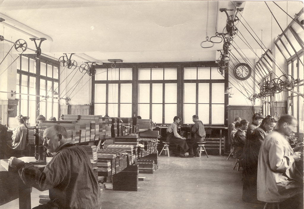 Zegarmitrze Tissot