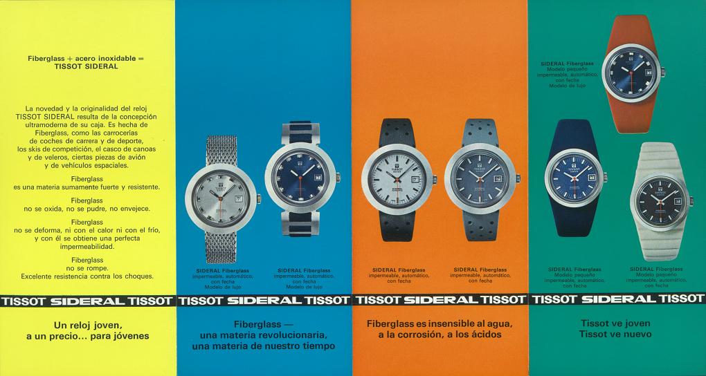 Katalog Tissot