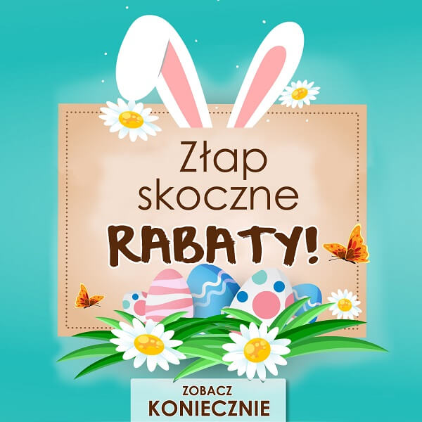 Wielkanocne Rabaty!