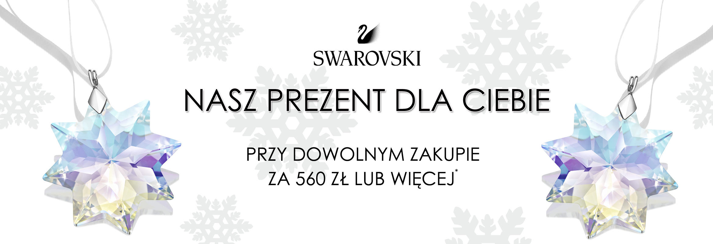 Gwiazdka Swarovski w prezencie!