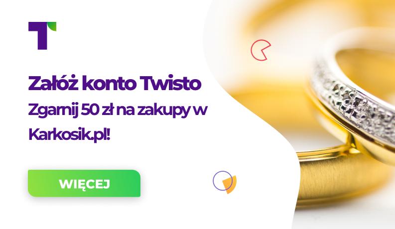 Załóż konto Twisto i zgarnij 50zł na zakupy!