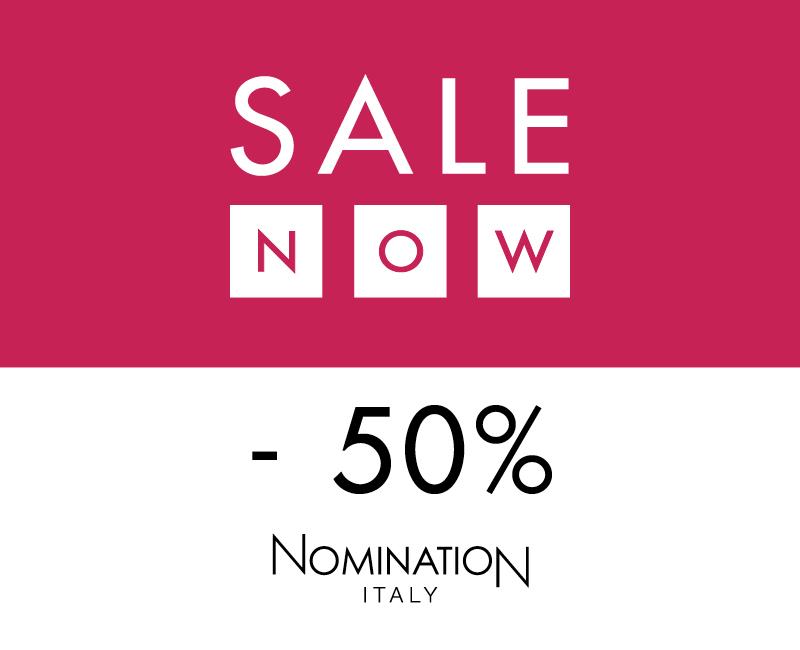 Nomination Sale -50%