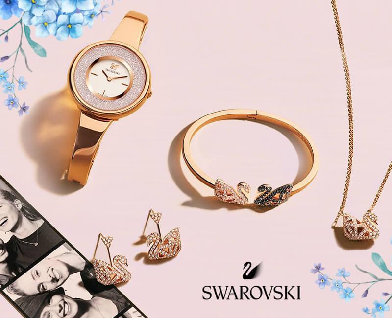 Biżuteria Swarovski