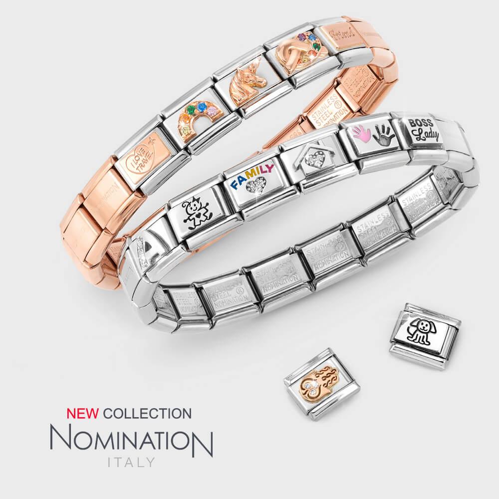 Nowa Kolekcja Nomination Italy!