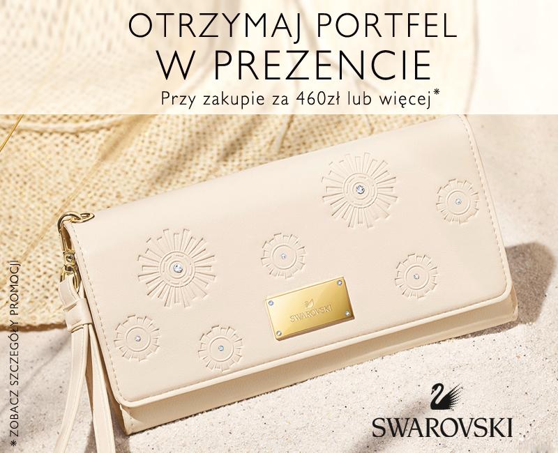 Portfel Swarovski